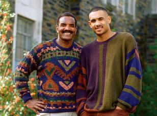 grant hill and father